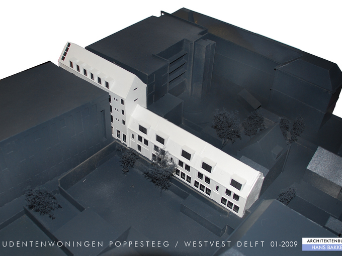 Poppesteeg Delft